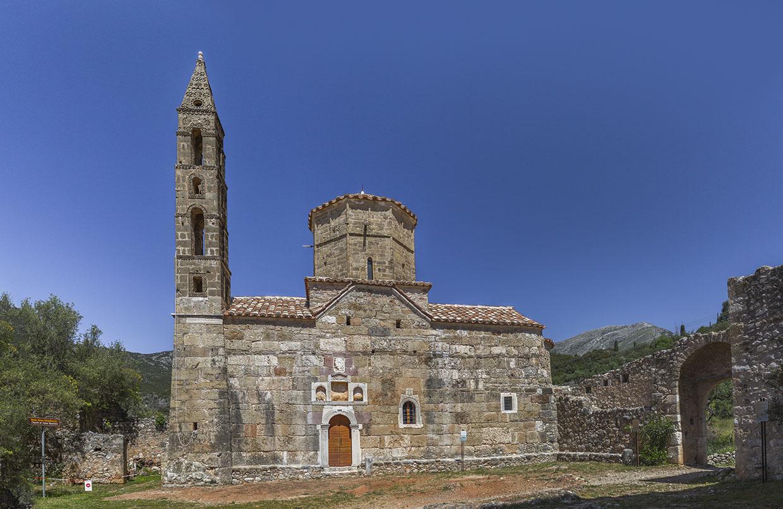 Church Agios Spyridon