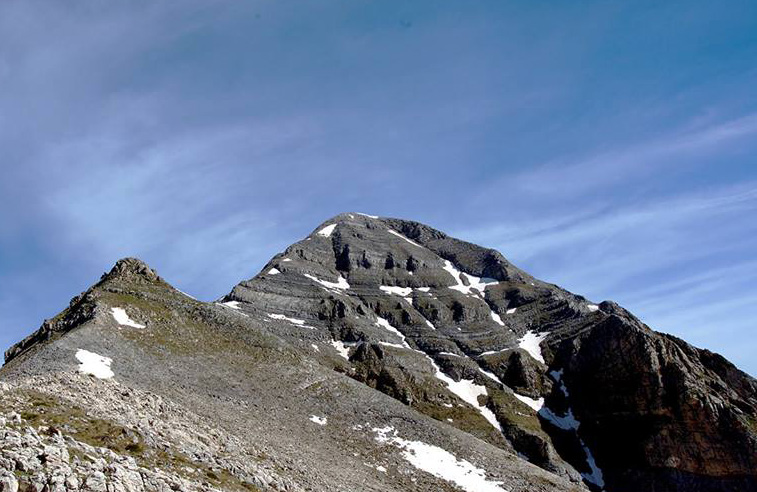 Taygetos Peak