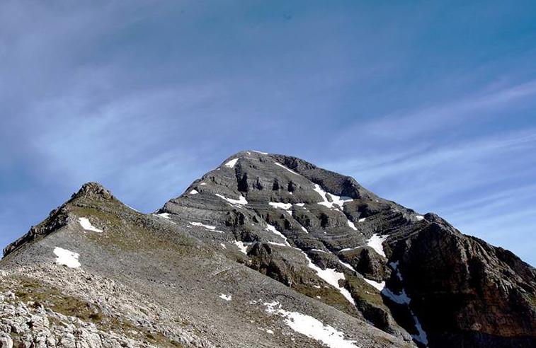 Taygetos Peak