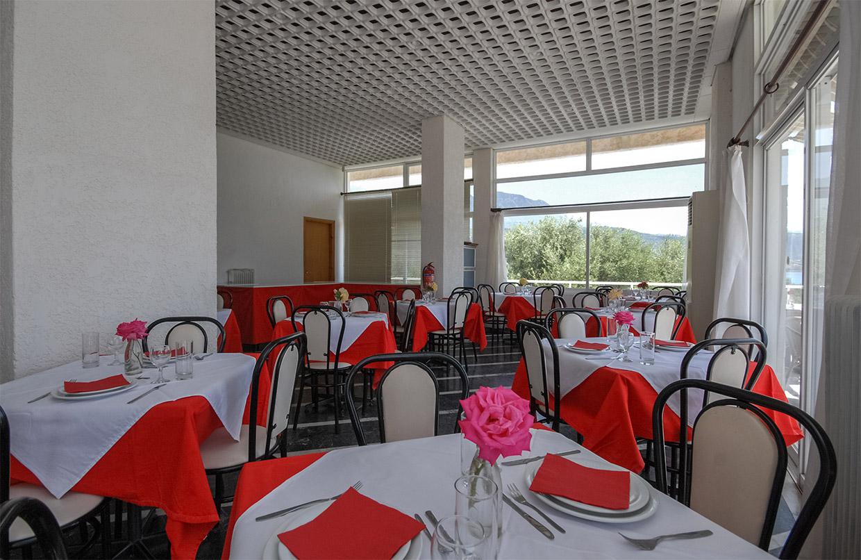 Kardamili Beach Hotel Restaurant