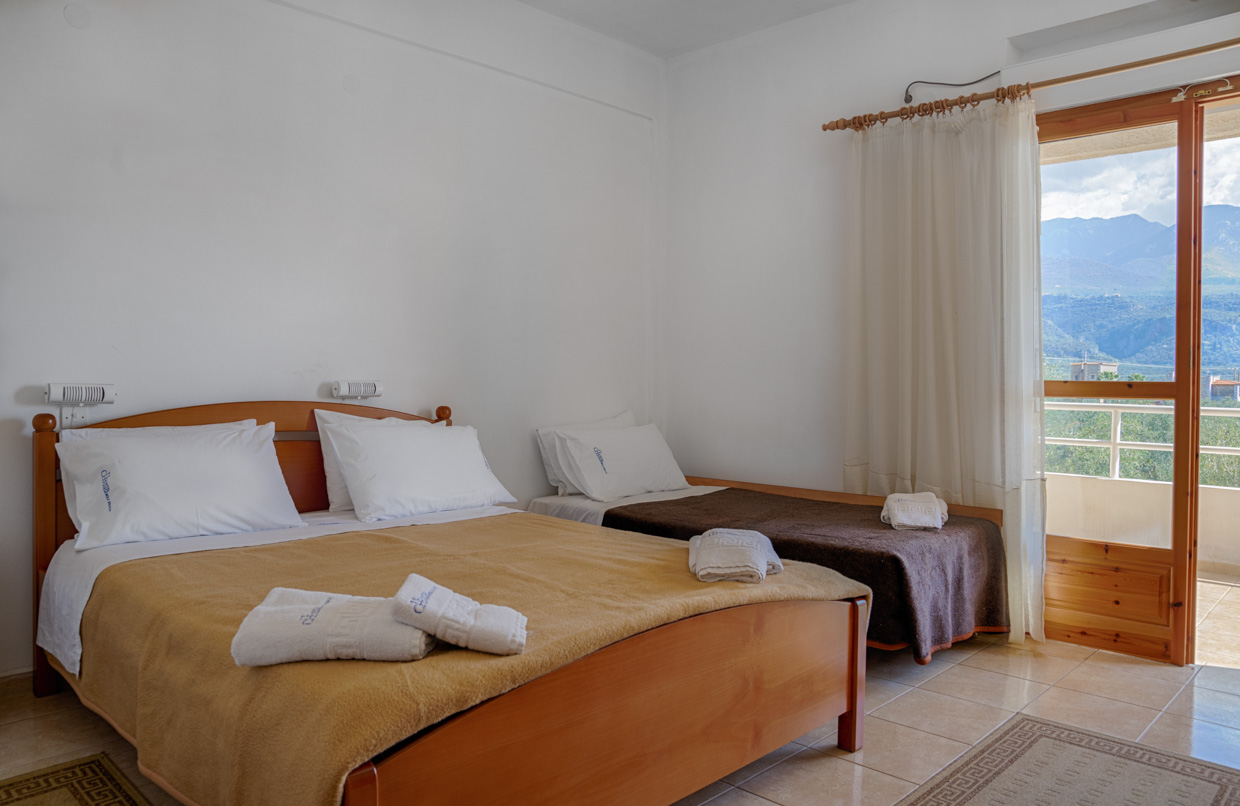 Double Room & Extra Bed