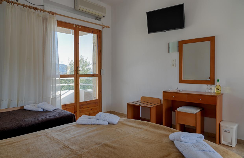 Kardamili Beach Hotel Double Room & Extra Bed