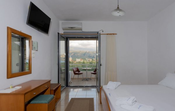 Double Room Sea View & Extra Bed