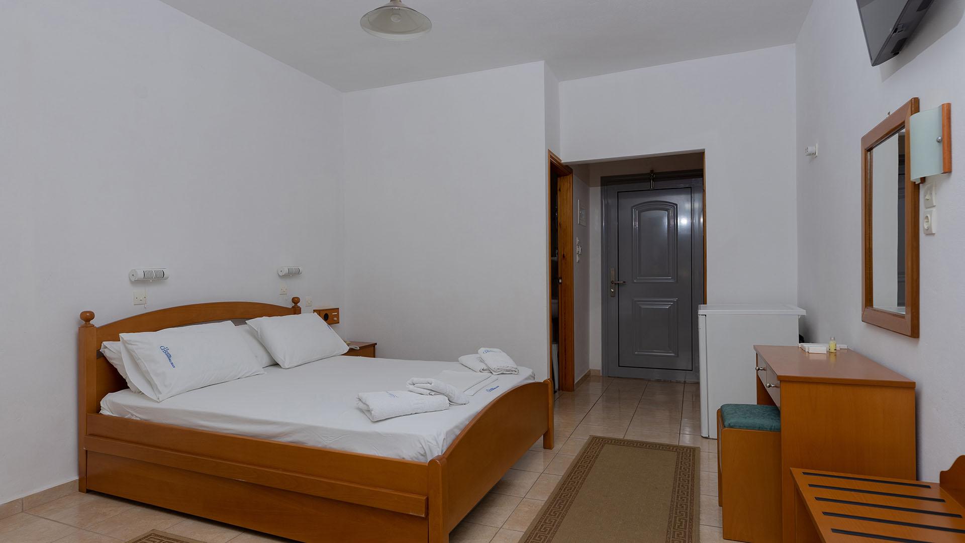 Kardamili Beach Hotel Double Room